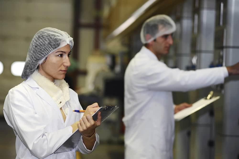 tpe agroalimentaire controle qualité