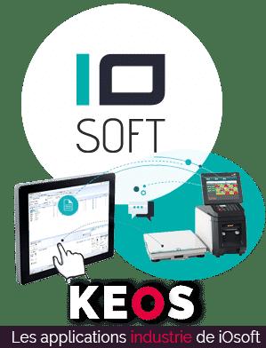 Schéma IOsoft KEOS